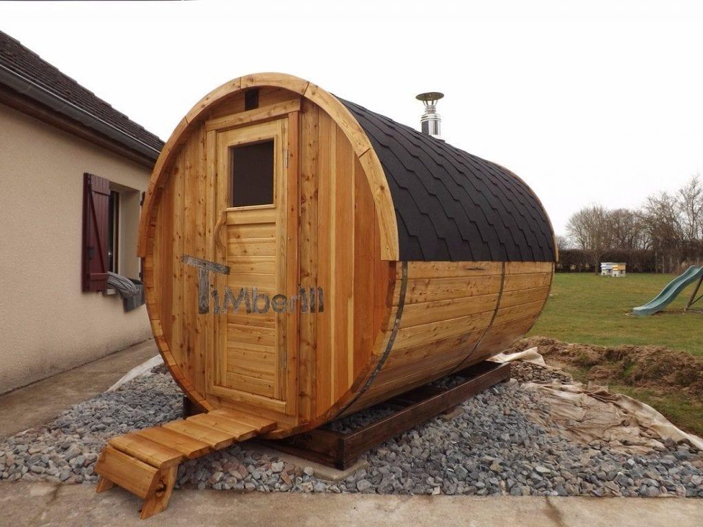 Onderhoud Binnenkant Van De Sauna (1)