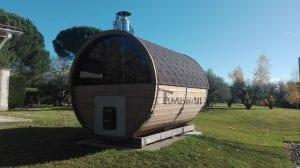 Sauna Extérieur Tonneau, Alina, Meilhan Sur Garonne, France (1)