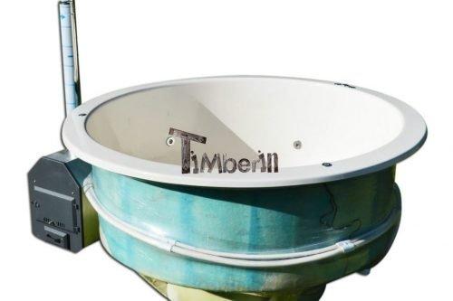 Hottub Ingraven Fiberglas Terras Model