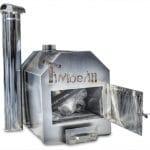 Buiten roestvrij staal kachel voor hot tubs [Octagon model]
