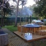 Hot Tub Werner Abbeel