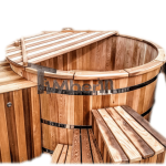 Houten hottub Red Cedar