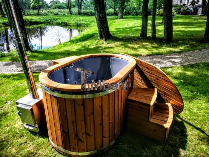 Hottub Thermowood 2 Personen